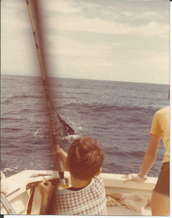 CAPTs. FIRST SAILFISH 1975
