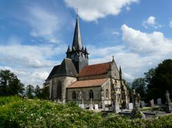 Nettancourt - Eglise