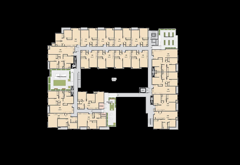 Updated 2020-01-23 Las Flores floorplans