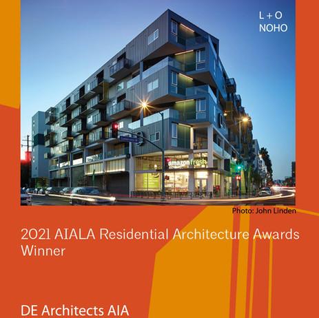 AIA LA Residential Award