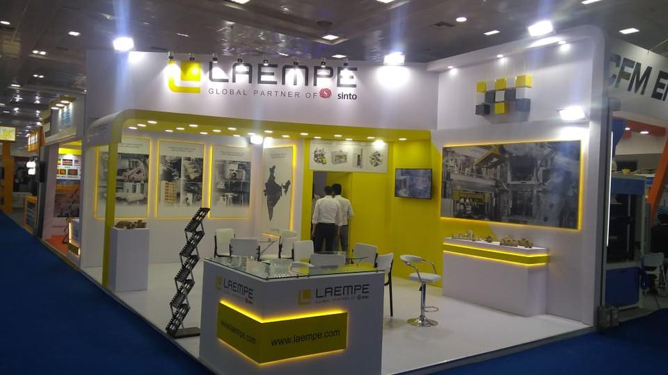 LAEMPE @ IFEX 2020