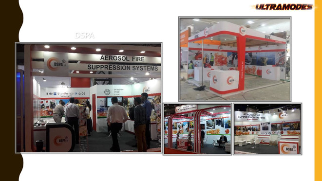 DSPA BV @ Fire India 2020