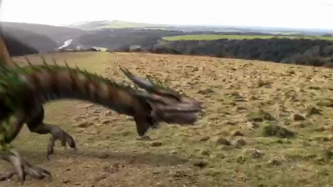 Dragon Hunting on Butser Hill