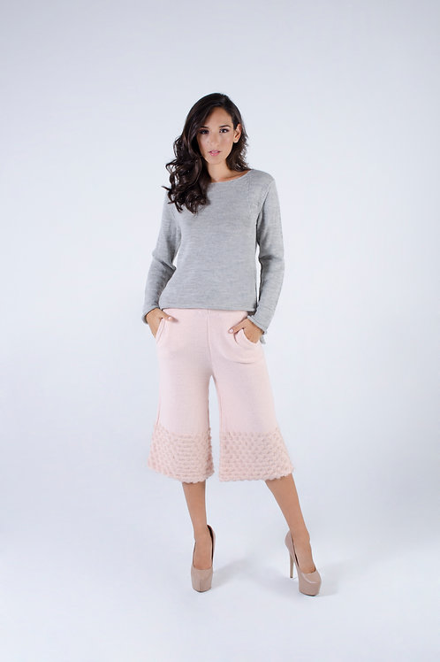 Alpaca sweater & pants