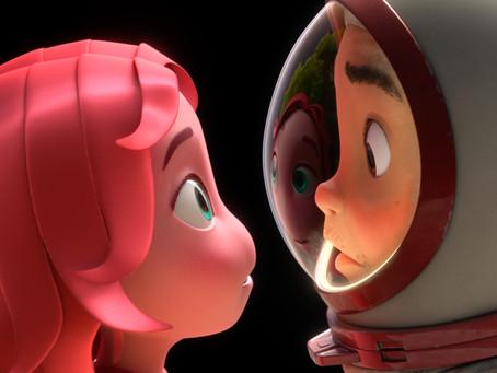 Apple Original Films and Skydance Animation 'Blush'