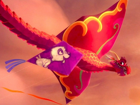 "Disney's VR animated short ""A Kite's Tale"""