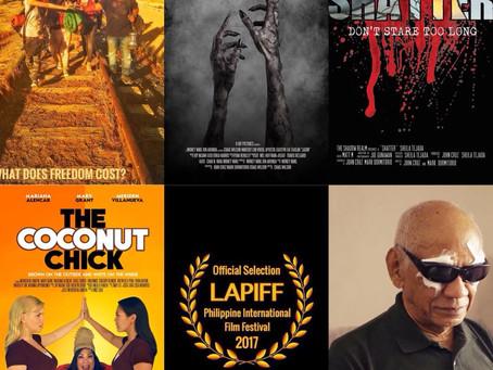 5 Films at L.A Philippine International Film Festival
