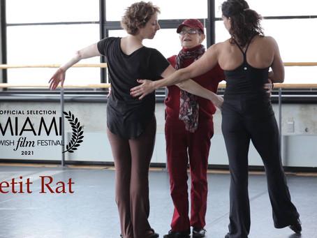 'Petit Rat' world premiere