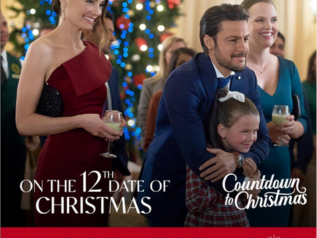 Hallmark's 'On The 12th Date Of Christmas'