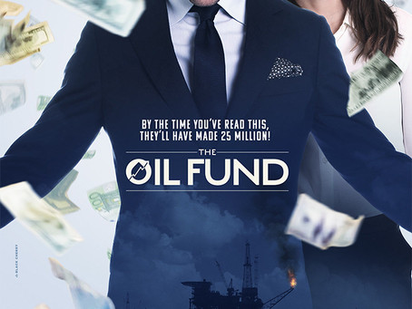 """Oil Fund (Oljefondet)"" TV show"