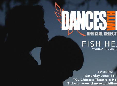 Best Original Music award - 'Fish Head'