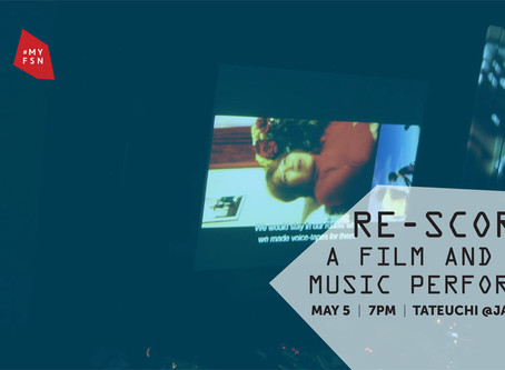 Re-Scored: A Film and Music Performance