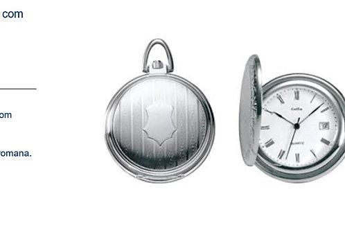 Relógio de Bolso + Corrente