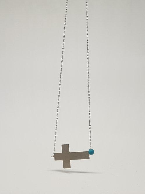 Crucifixo e Olho Turco