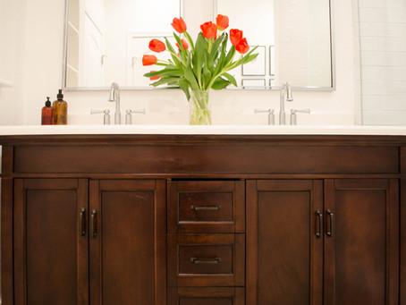 Master Bath Refresh & Shower Renovation