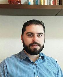 Psicólogo Carlos Vinícius Almada