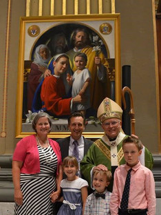 2015 World Meeting of Families icon