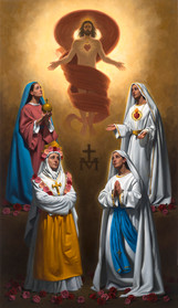 Apparitions of the Blessed Virgin Mary