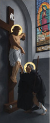 Saint Peregrine Laziosi,