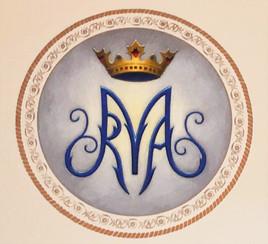 Blessed Virgin Mary Medallion