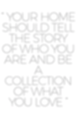 REGHANBLAKE, Quote, Home, Interior Design, Interior Styling, Collection, Love, Story, Design, Words