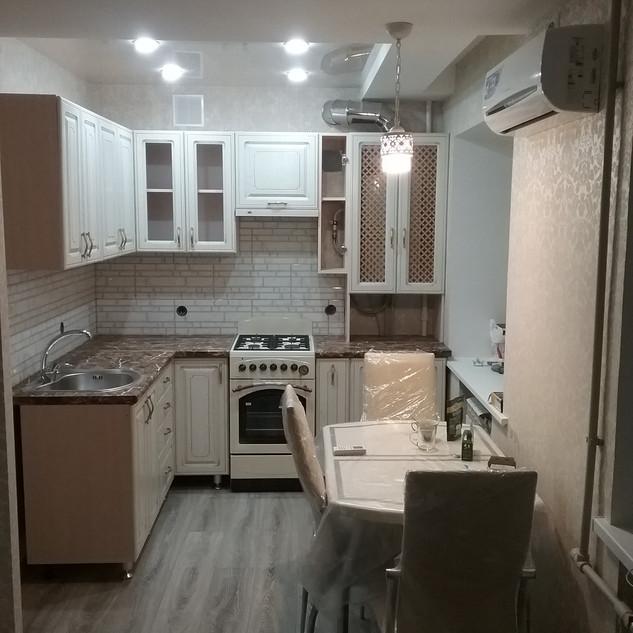 Ремонт кухни в Дзержинске