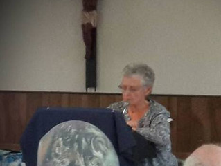 Workshop with Sr. Jeanne Clark, OP