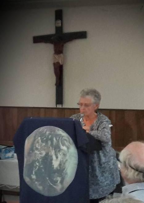 Sr. Jeanne Clark 09/25/16, photo by Jennifer Sanders