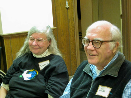 Shelley & Jim Douglass