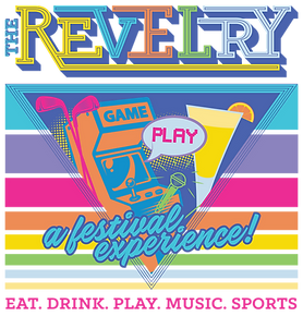 The Revelry - Brand Graphic - CMYK Color