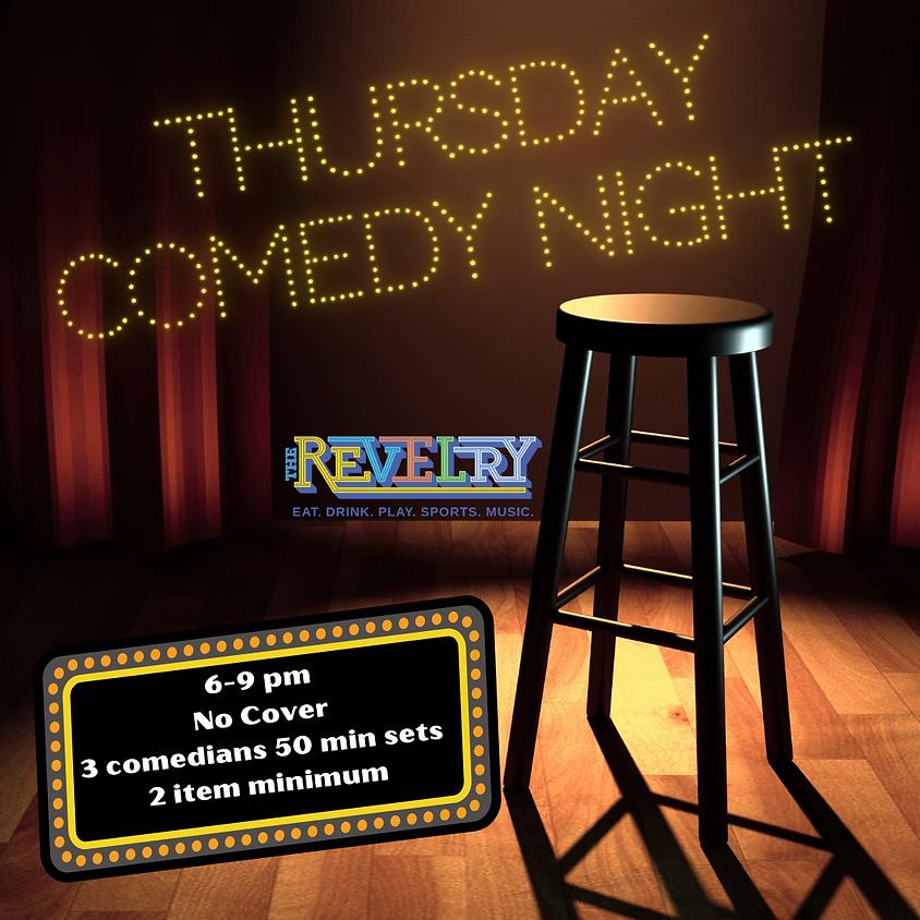 Thursday Night Comedy Night