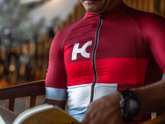 KATUSHA SUPERLIGHT Jersey SANGRE CORAL BLUE
