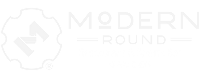 White Modern Round Logo.png