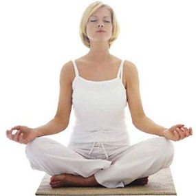 Woman on White Meditating.jpeg