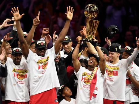 Canadá vence a final da NBA e o que isso nos diz sobre os canadenses