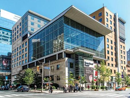 Toronto General Hospital e Alberta Children´s Hospital no Topo do Ranking Mundial
