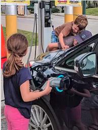 Bem Vindo ao Futuro: Carros Elétricos Tomam Força em Ontário