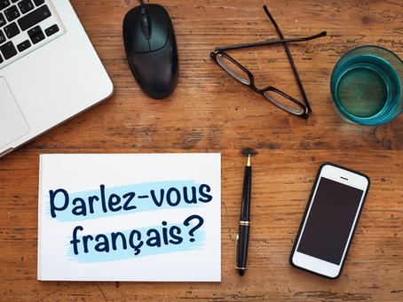 A Importância do Francês no Processo de Imigração