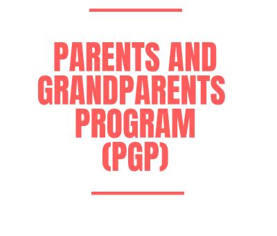 Parents and Grandparents Program (PGP) disponível a partir de 28 de Janeiro