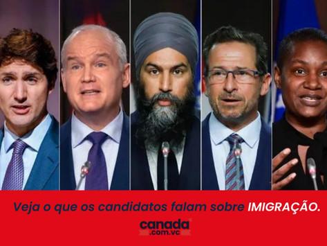 Acontece Agora: Eleições no Canadá