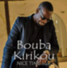 Bouba Kirikou - Nice time single