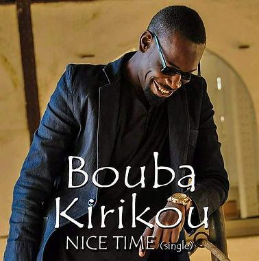 Bouba Kirikou Nice time single
