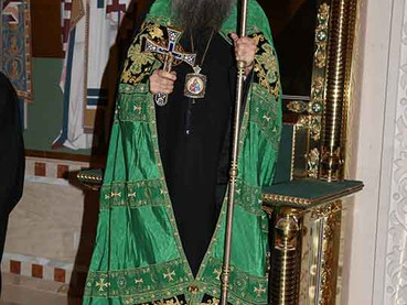 metropolitano de Zagreb y Ljubljana elegido Patriarca de Serbia