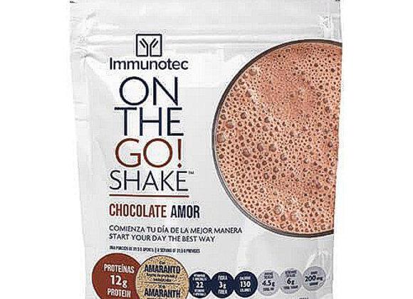 ON THE GO! Shake Chocolate Amor