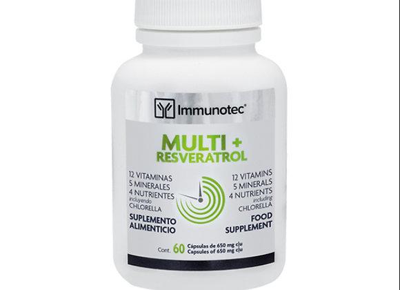 Multi+Resveratrol