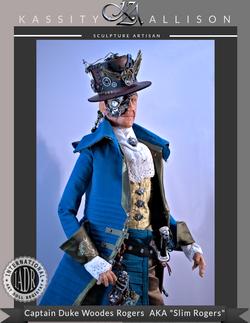 Captain Duke Woodes Rogers