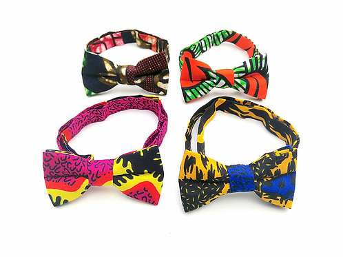 Small Bow Tie - 4 Pack