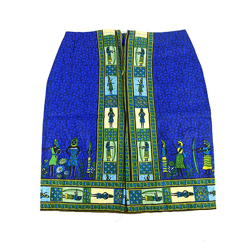 African Skirt - Size S
