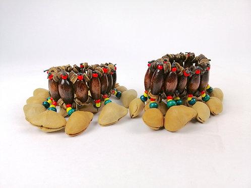 Rain Shaker Anklets