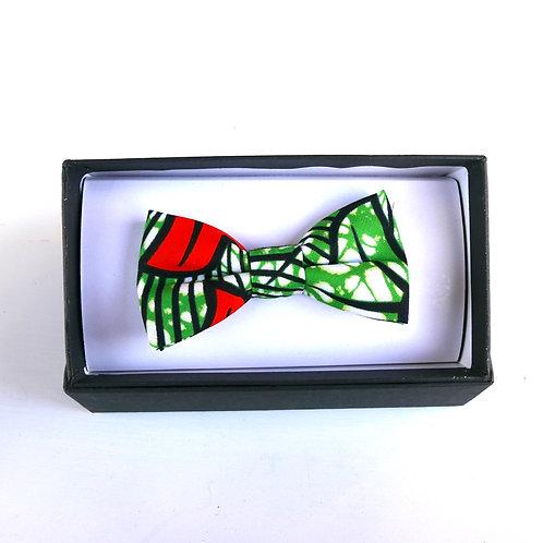 Medium Green Bow Tie